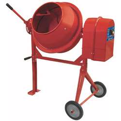 3.5 Cu. Ft. Portable Cement Mixer