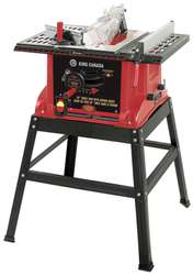 "10"" 15amp Table Saw with Riving Knife"